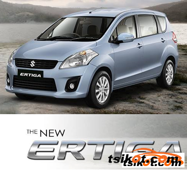 Suzuki Ertiga 2014 - 1