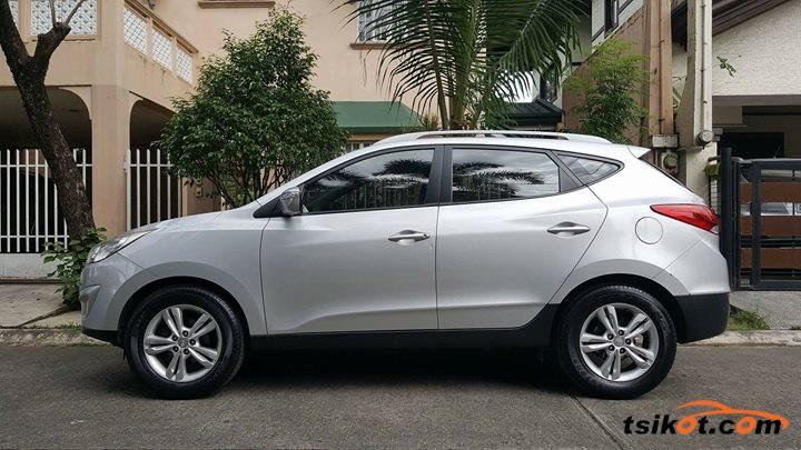 Hyundai Tucson 2010 - 4