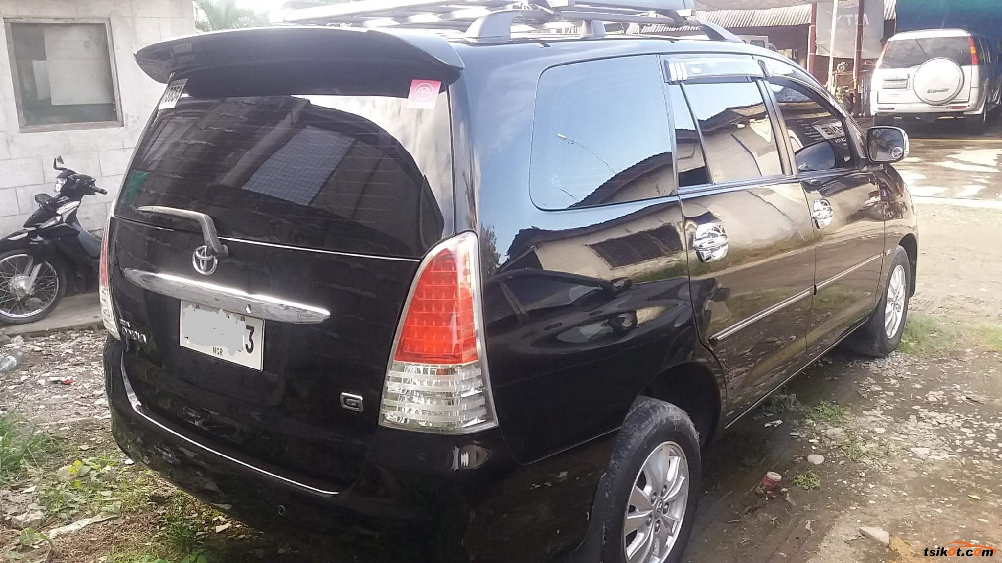 Toyota Innova 2009 Car For Sale Metro Manila