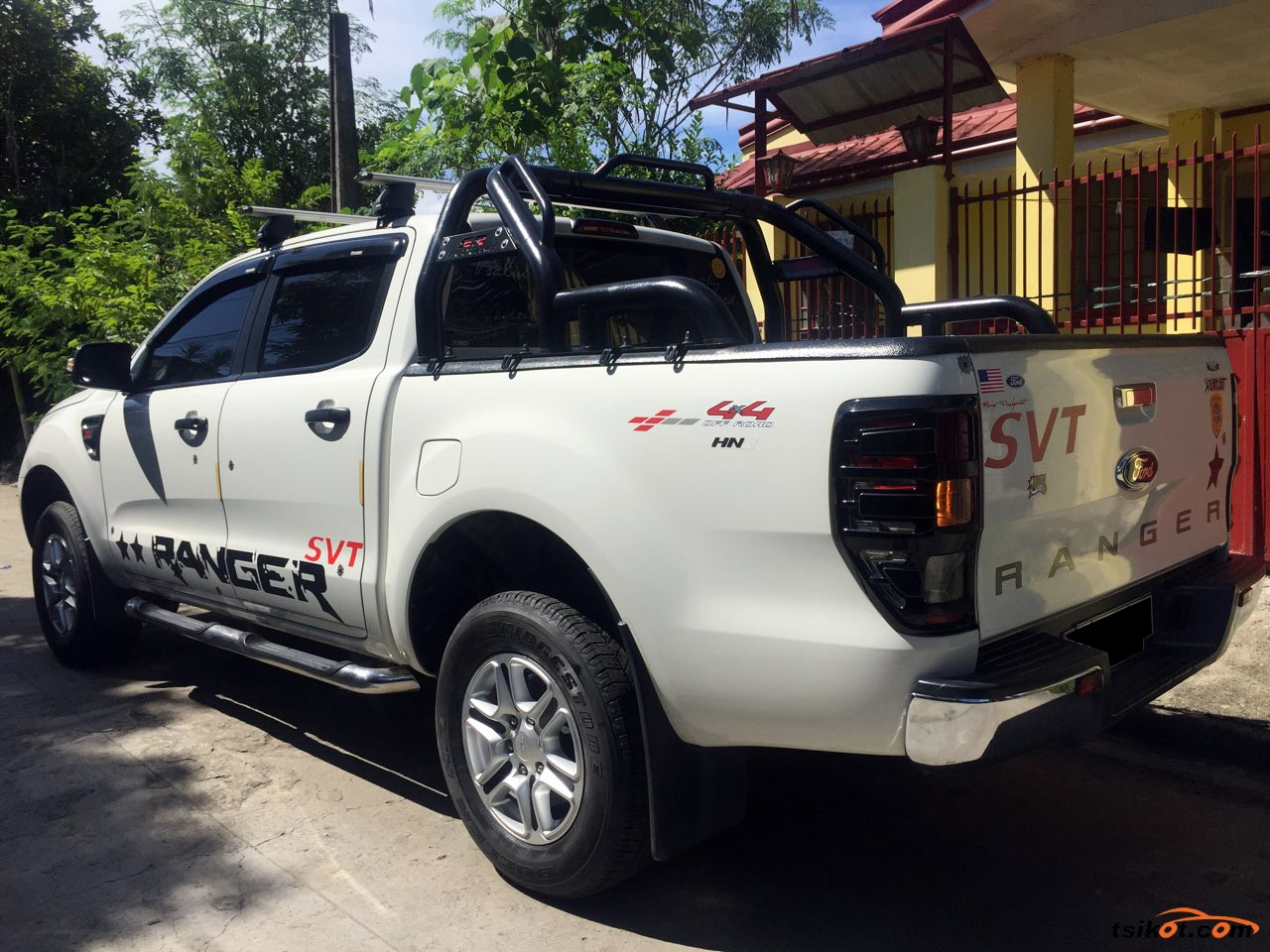 Ford Ranger 2014 - 4