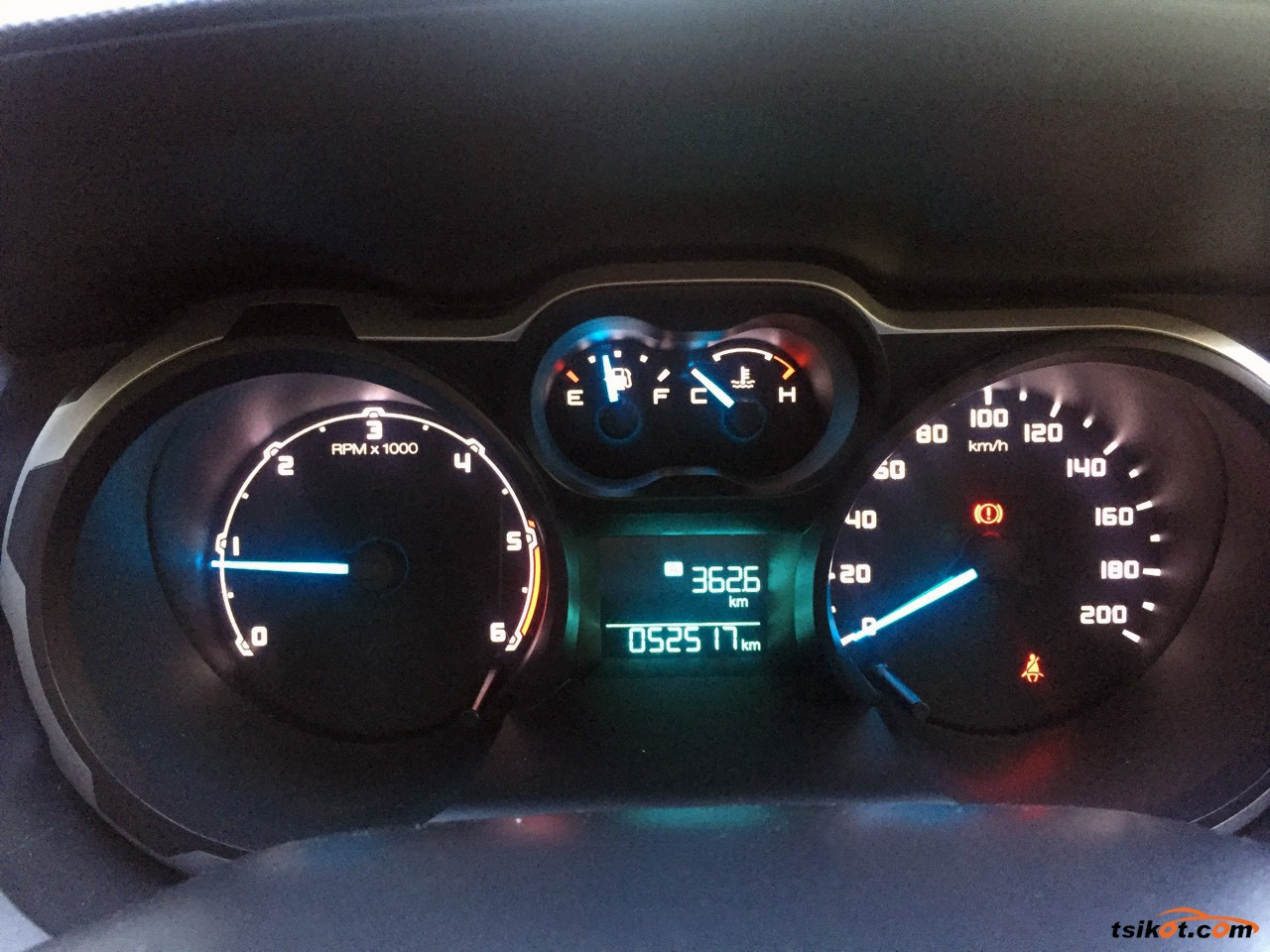 Ford Ranger 2014 - 9