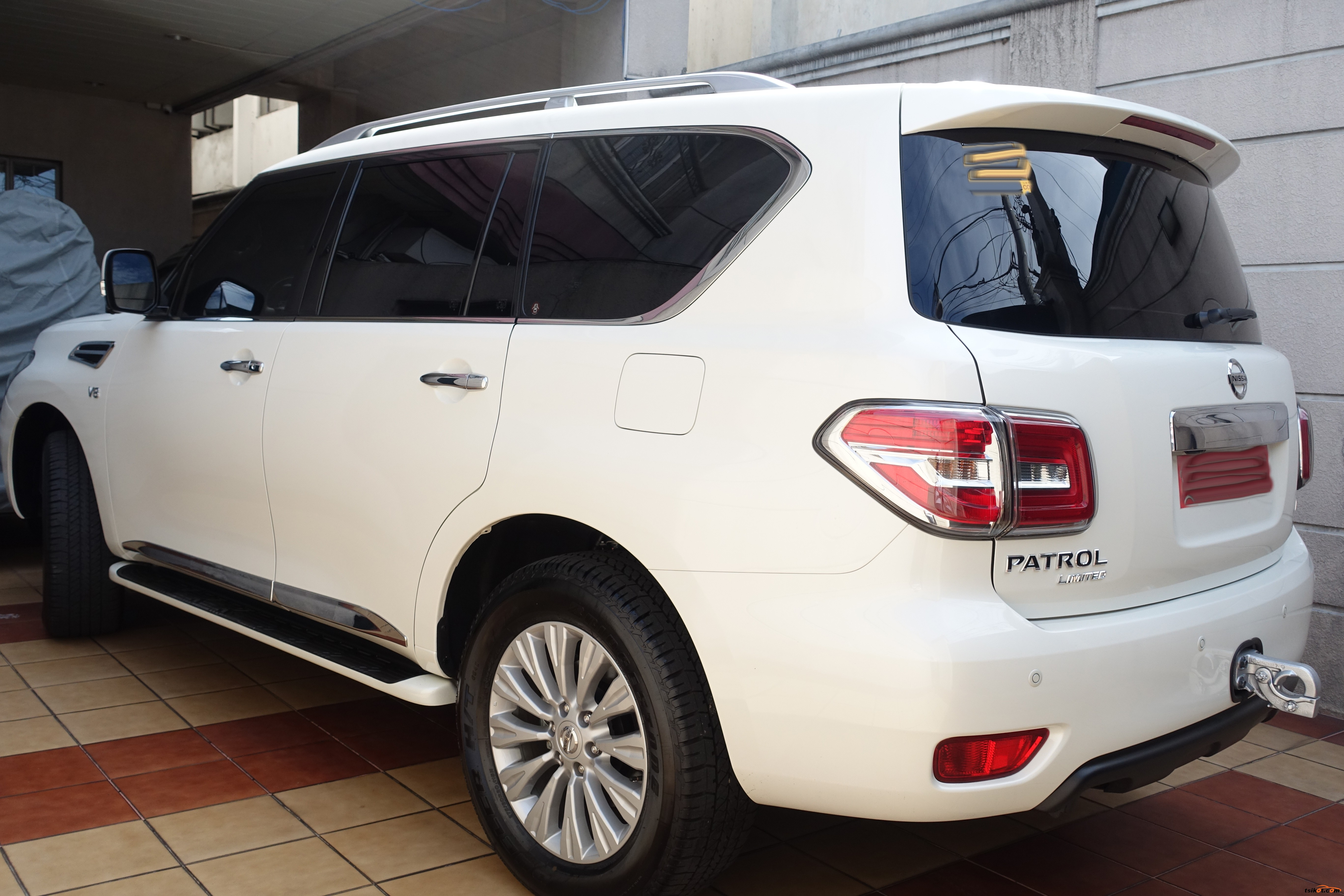 Nissan Patrol 2017 - 3