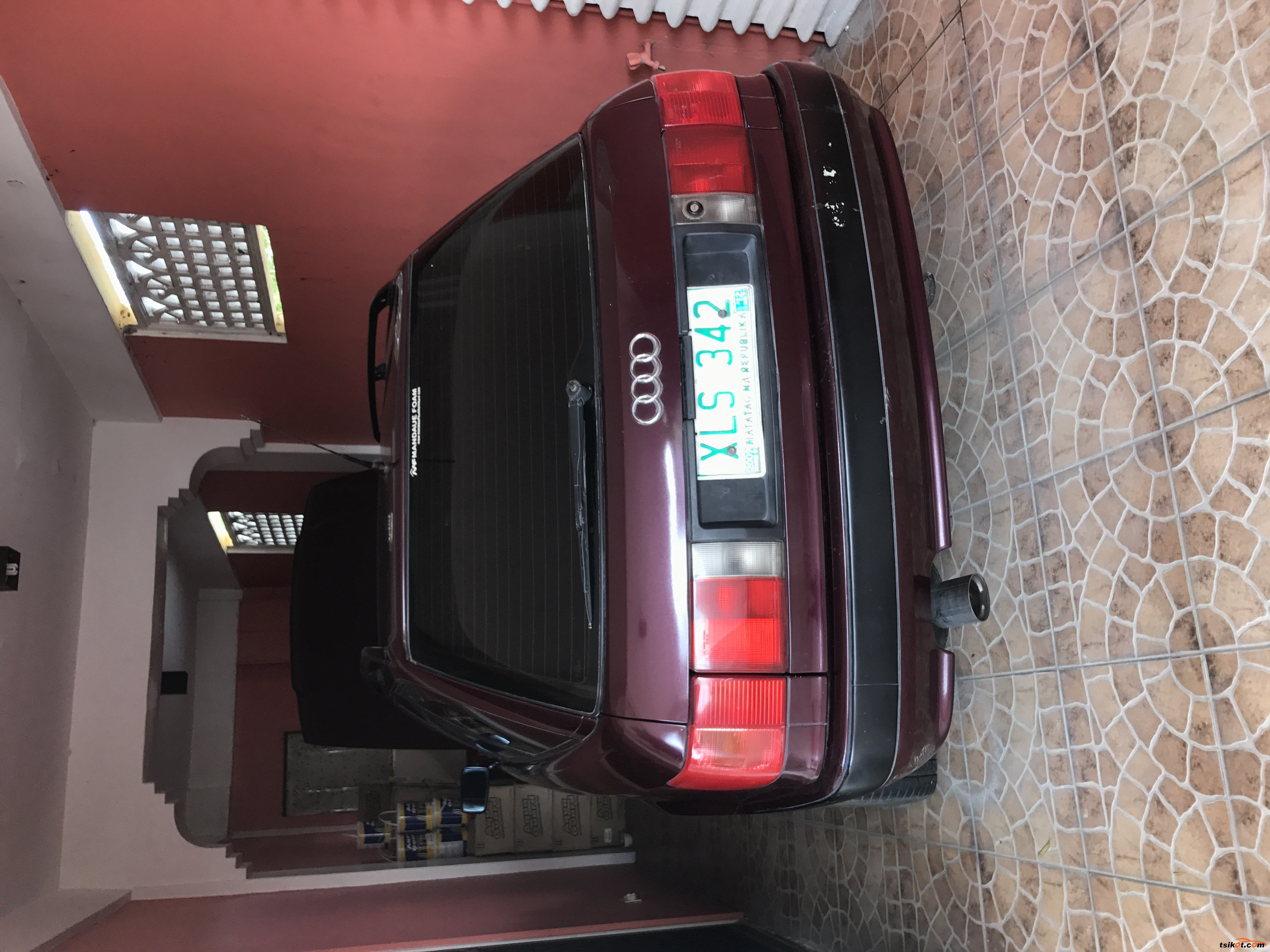 Audi Variant 1987 - 1