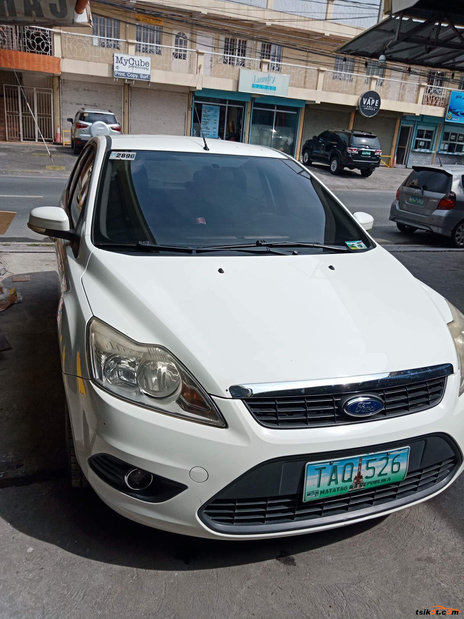 ford focus 2011 car for sale metro manila. Black Bedroom Furniture Sets. Home Design Ideas
