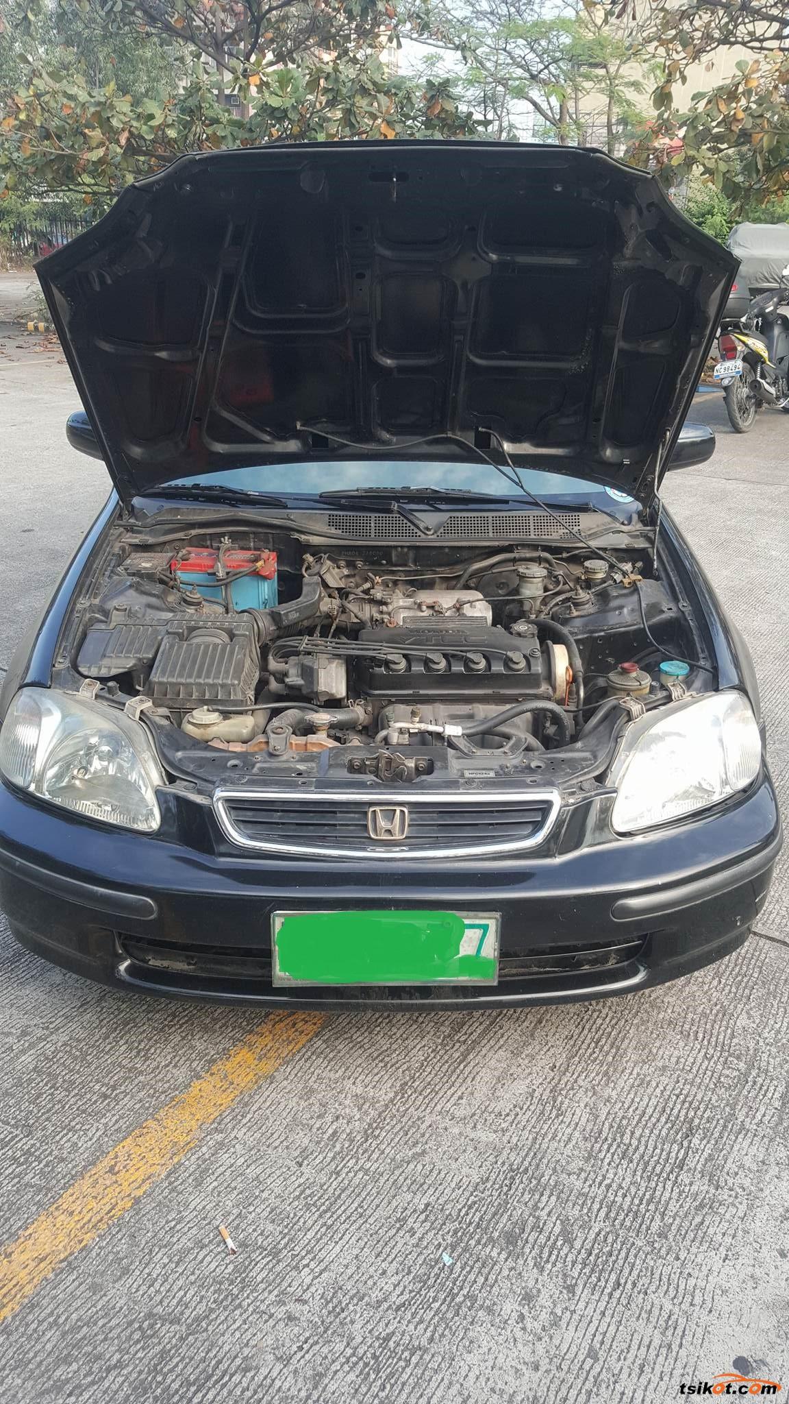 Honda Civic 1996 - 3