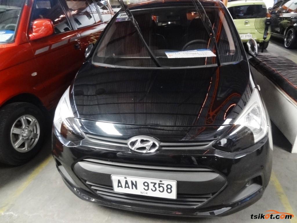 Hyundai I10 2014 - 1