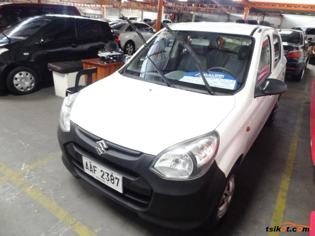 Suzuki Alto 2014 - 2