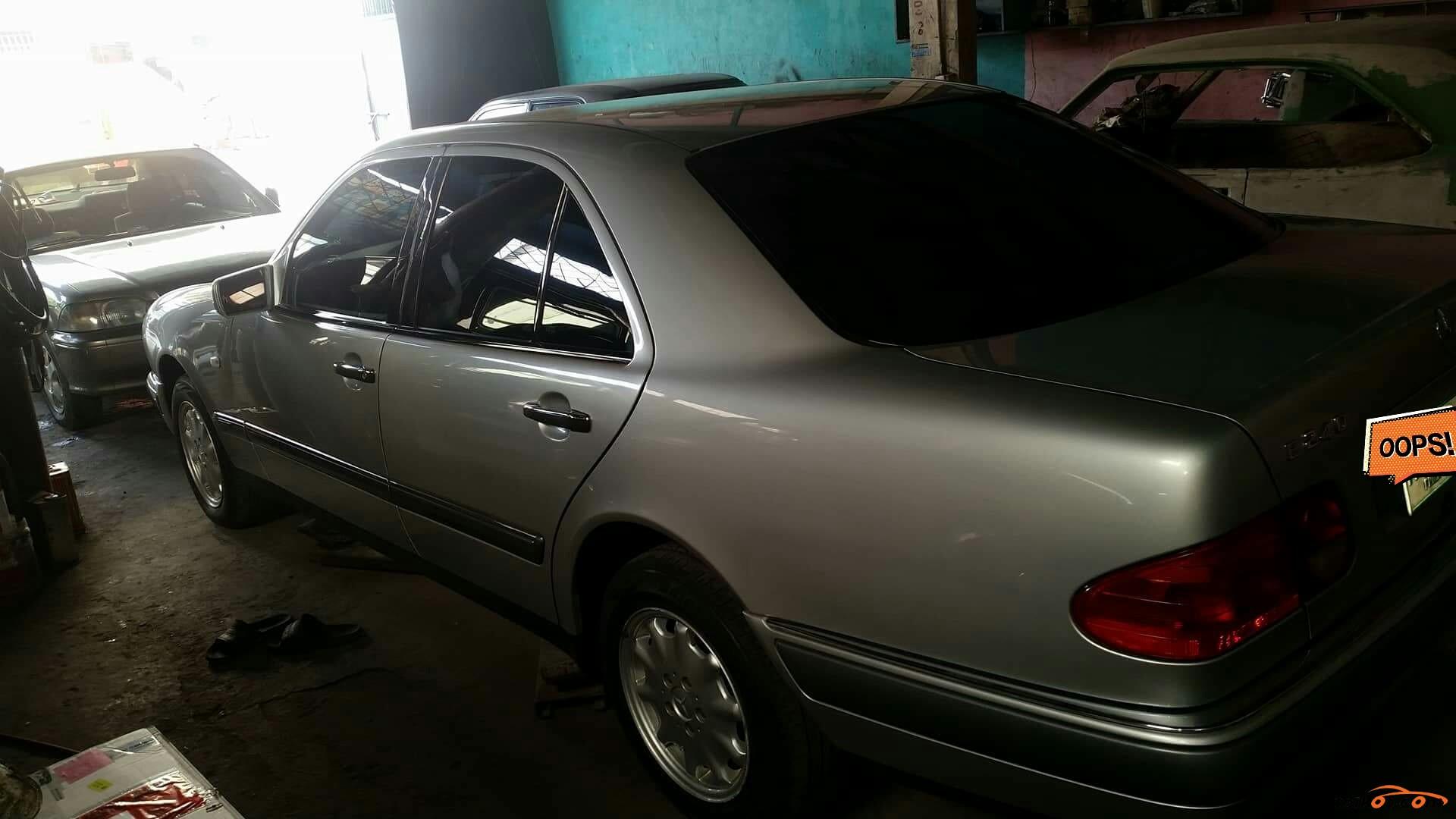 Mercedes-Benz 240 1998 - 2