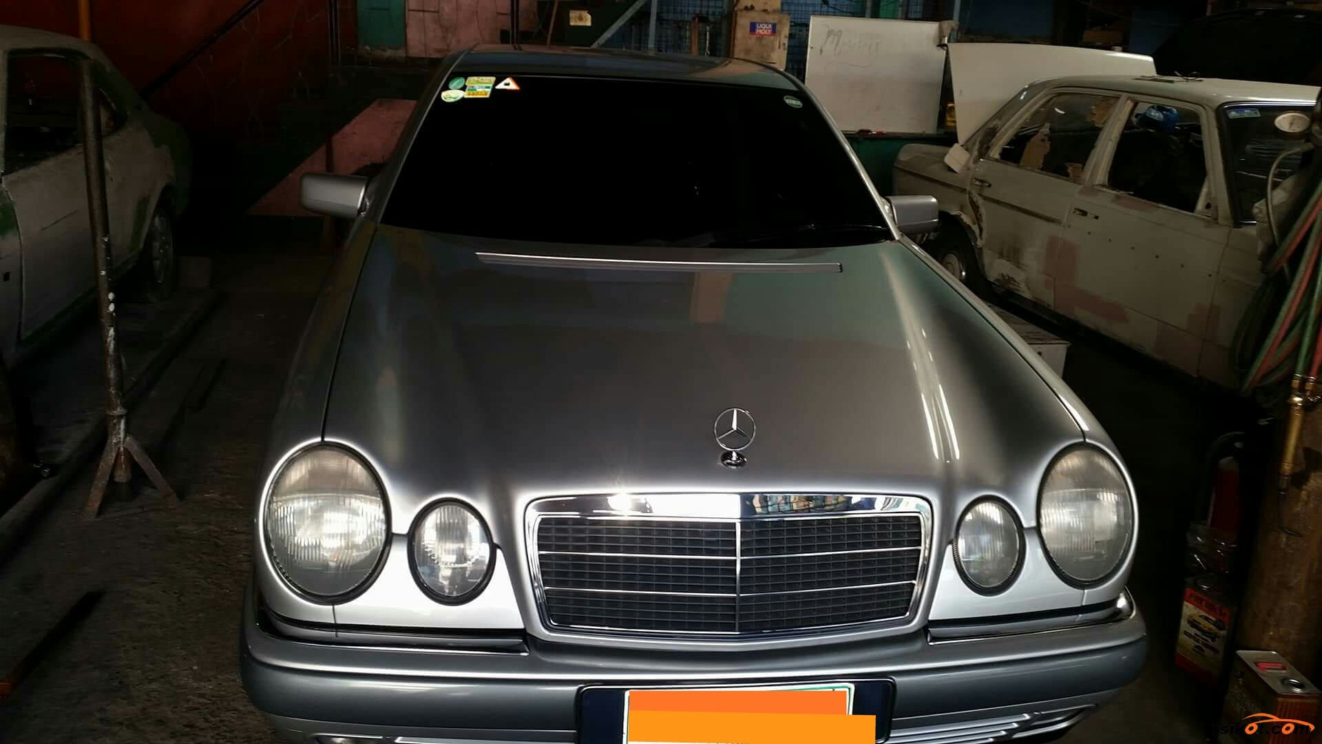 Mercedes benz 240 1998 car for sale metro manila for 240 mercedes benz for sale