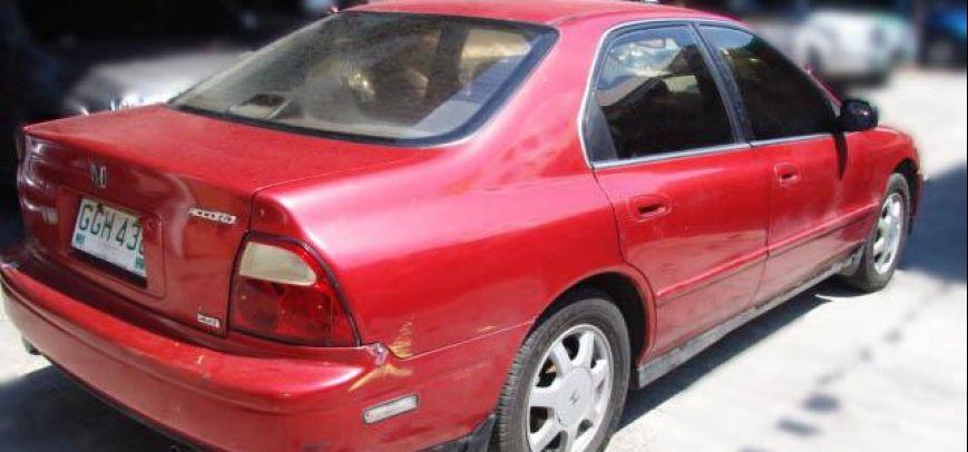 Honda Accord 1996 - 2