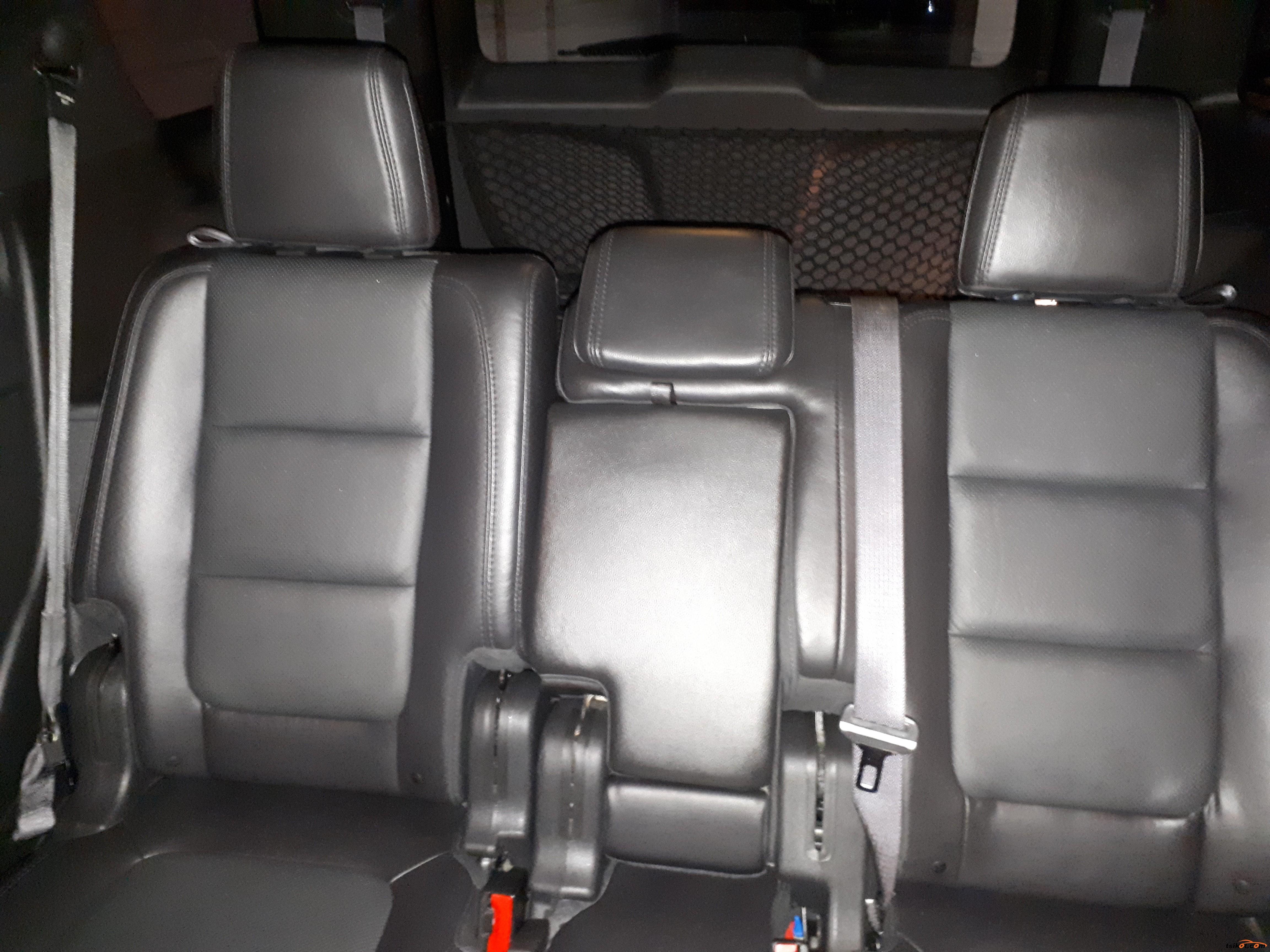 Ford Explorer 2014 - 8