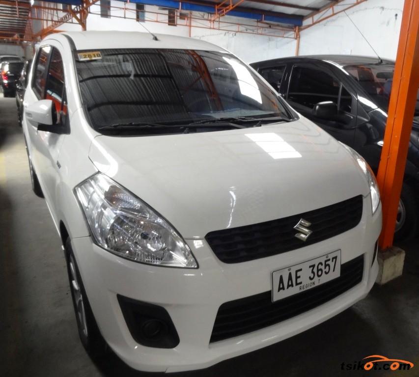 Suzuki Ertiga 2015 - 2