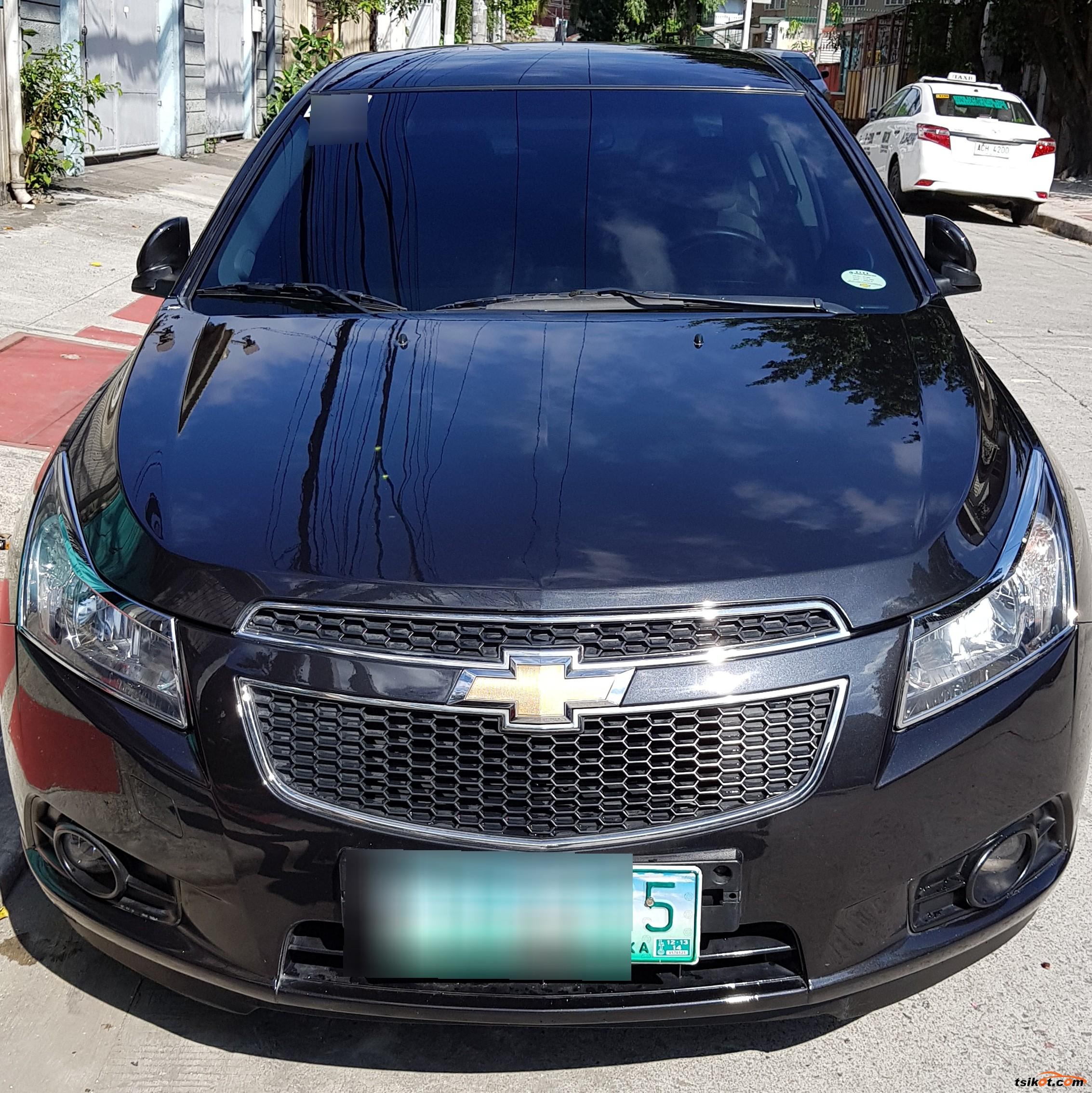 Chevrolet Cruze 2012 - 1