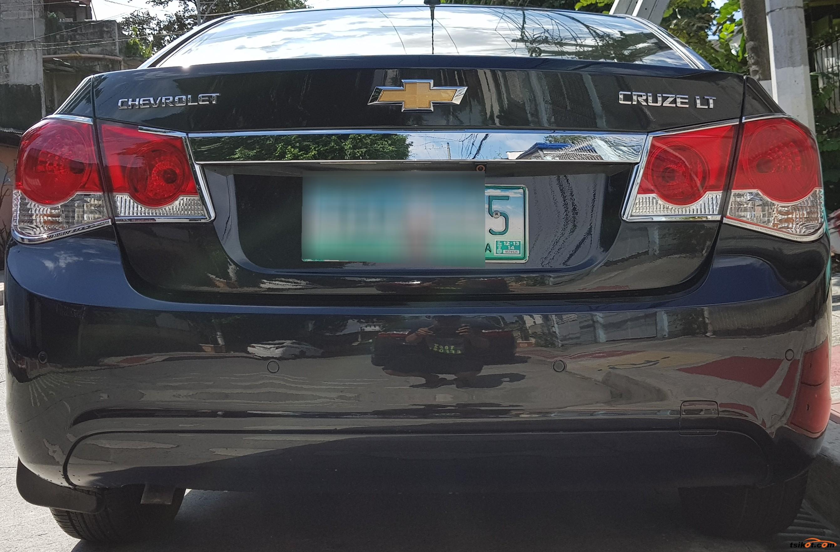 Chevrolet Cruze 2012 - 6