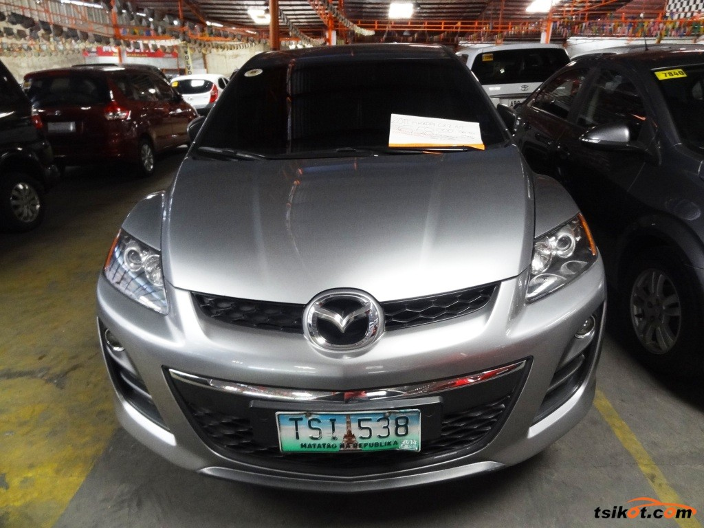 mazda cx 7 2011 car for sale metro manila philippines. Black Bedroom Furniture Sets. Home Design Ideas