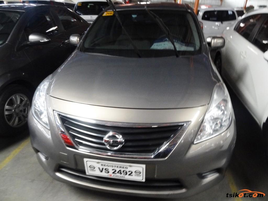 Nissan Almera 2015 - 1