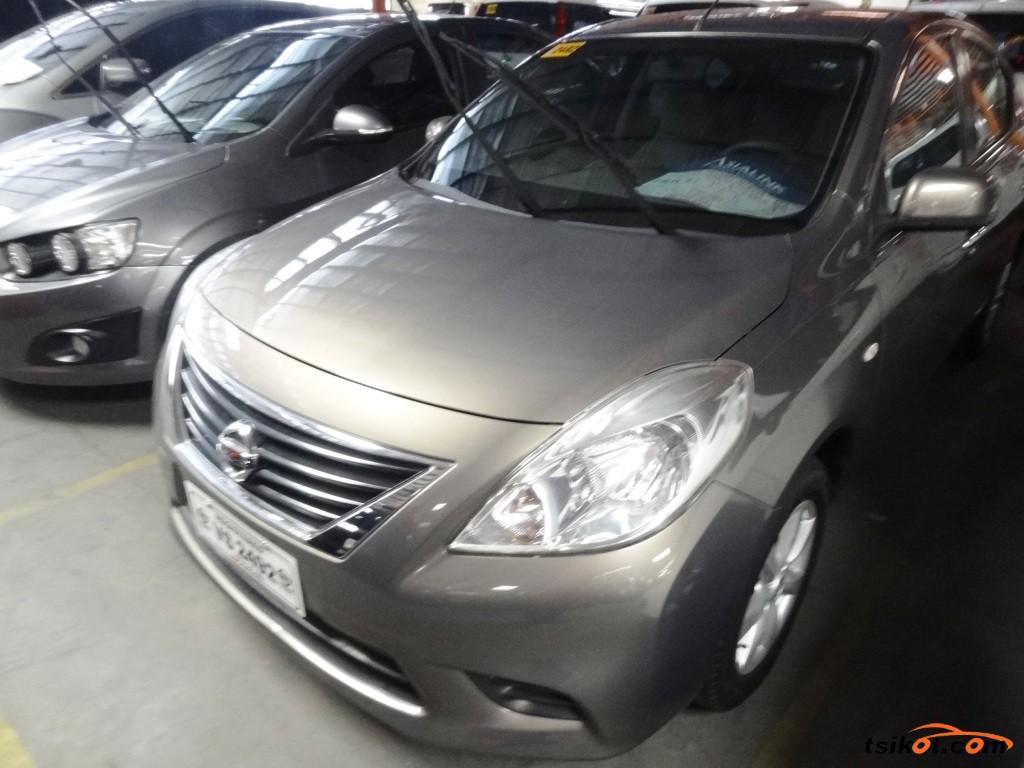 Nissan Almera 2015 - 2