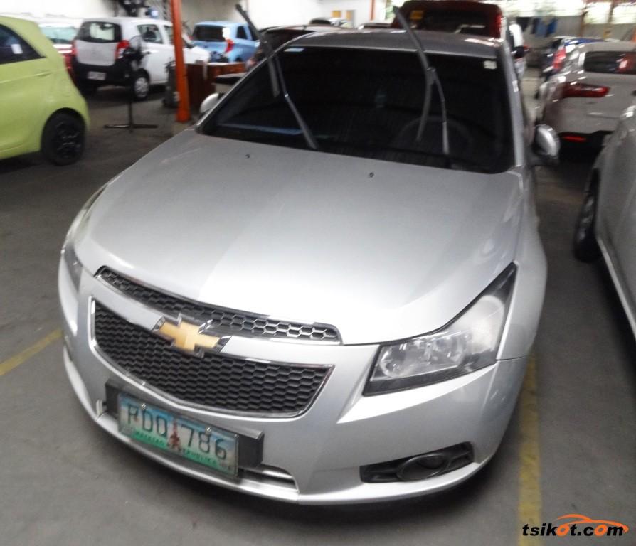 Chevrolet Cruze 2010 - 2