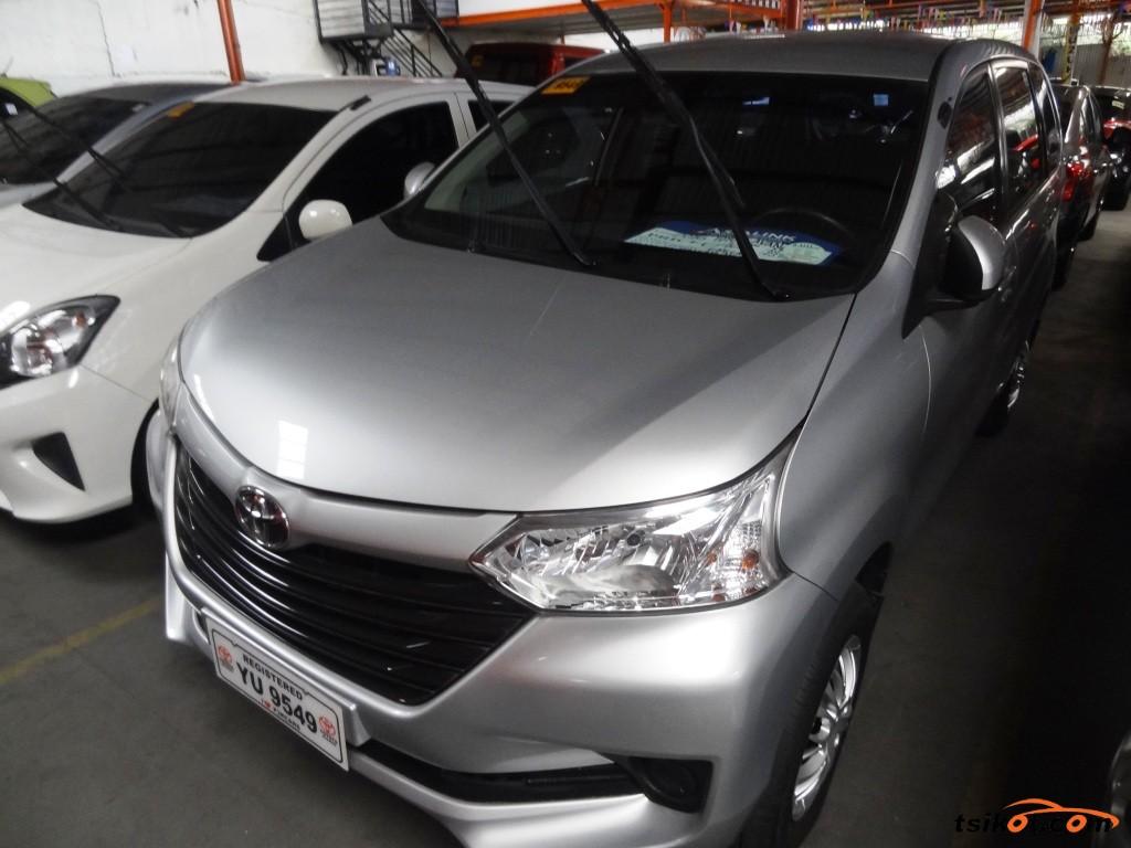 Toyota Avanza 2016 - 2