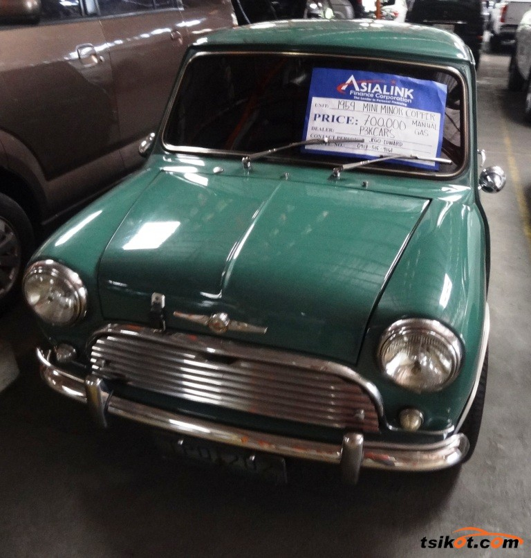 Mini Cooper 1996 - 1