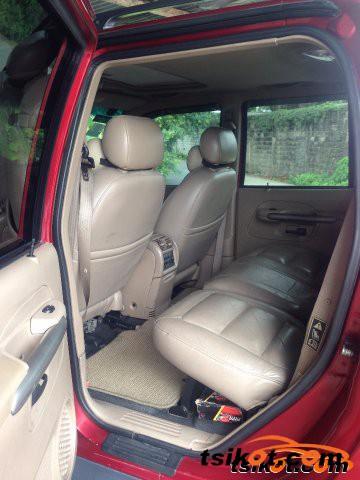 Ford Explorer 2002 - 1