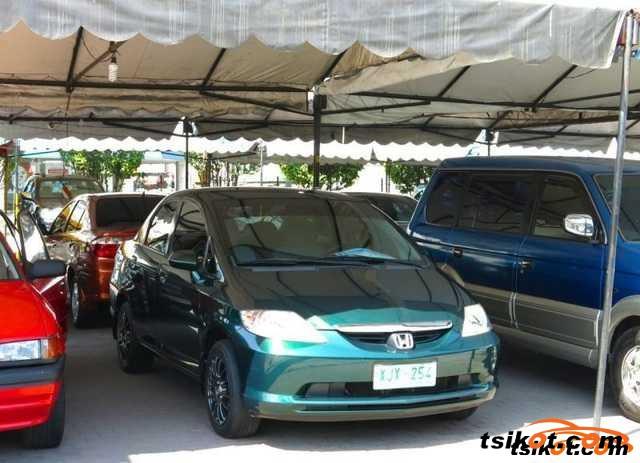 Honda City 2003 - 2
