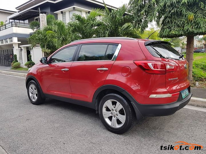kia sportage 2012 car for sale metro manila. Black Bedroom Furniture Sets. Home Design Ideas