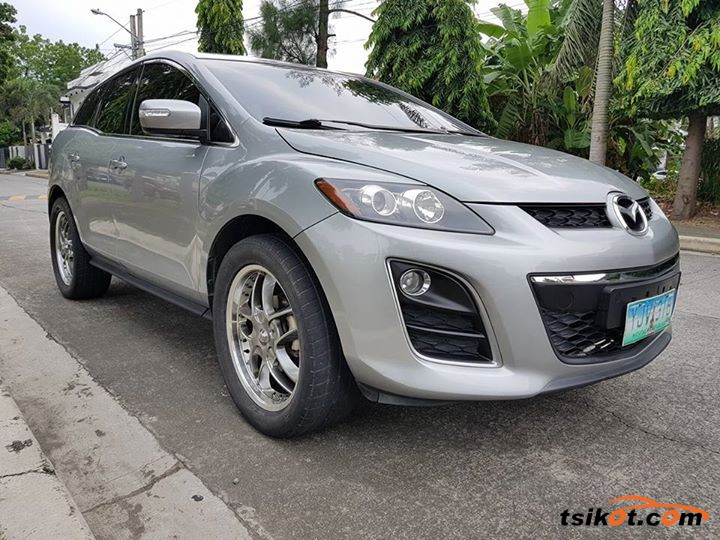 mazda cx 7 2011 car for sale metro manila. Black Bedroom Furniture Sets. Home Design Ideas