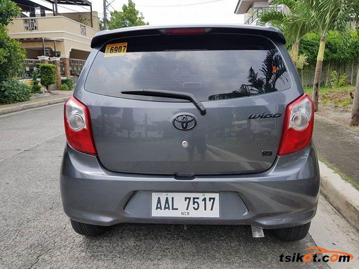 Toyota Wigo 2014 - 3