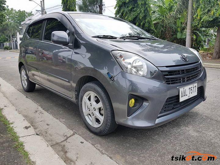 Toyota Wigo 2014 - 7