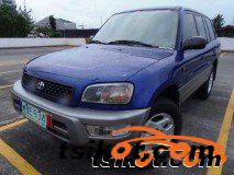 Toyota Rav4 1999 - 2