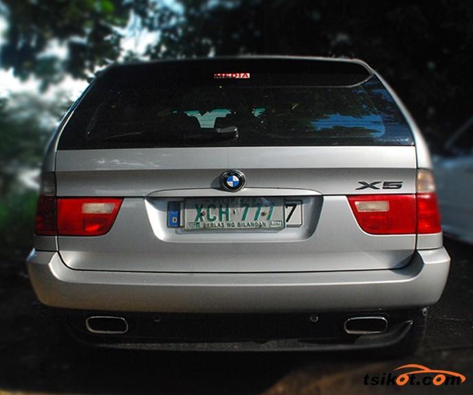 Bmw X5 2001 - 3