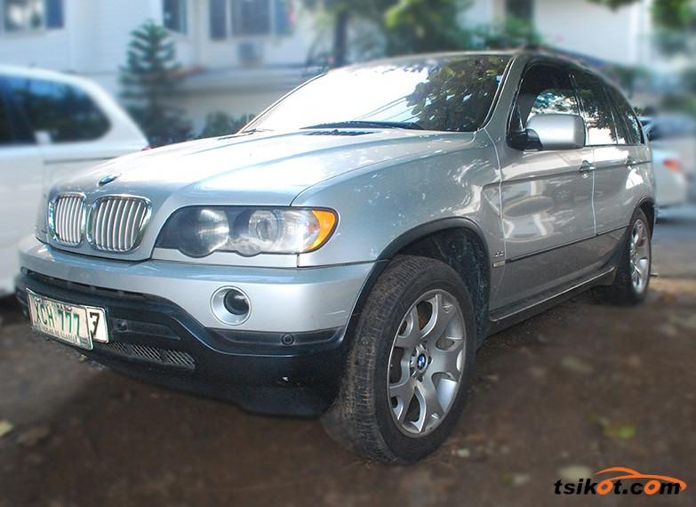 Bmw X5 2001 - 4