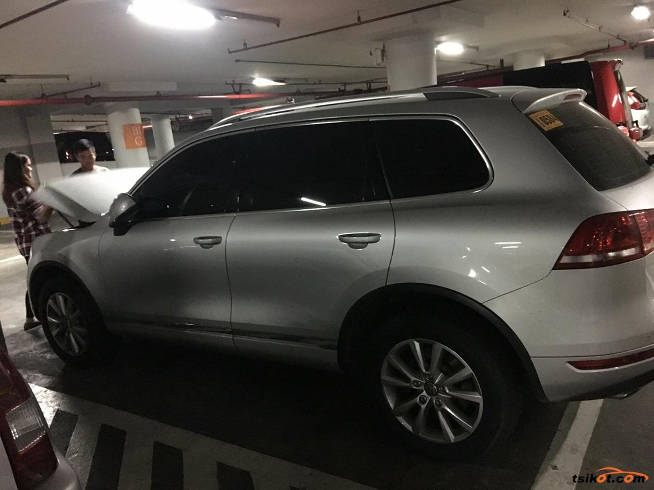 Volkswagen Touareg 2014 - 3