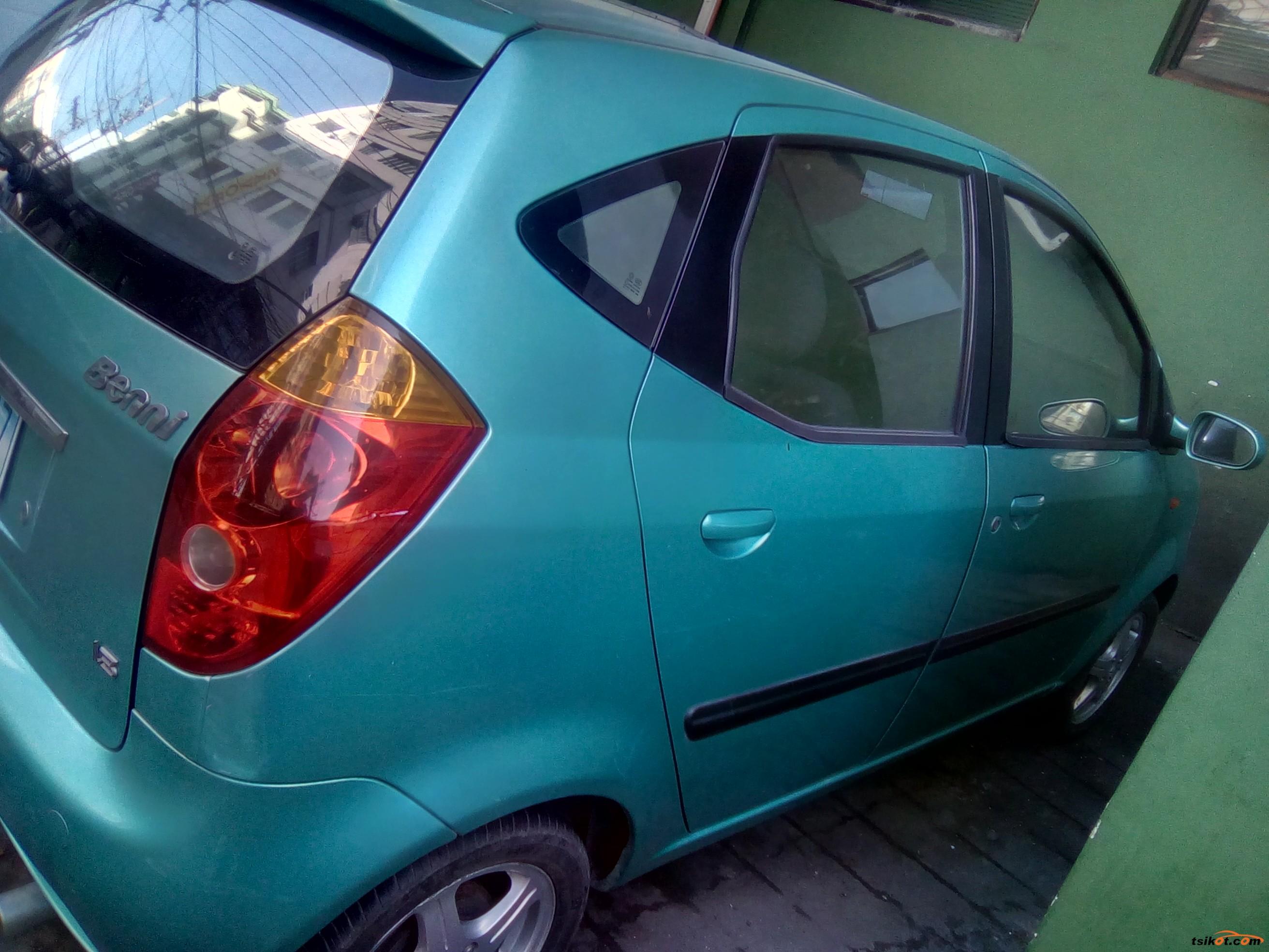 Hyundai Getz 2007 - 2