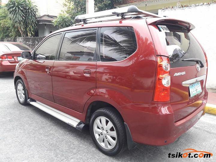 Toyota Avanza 2007 - 4