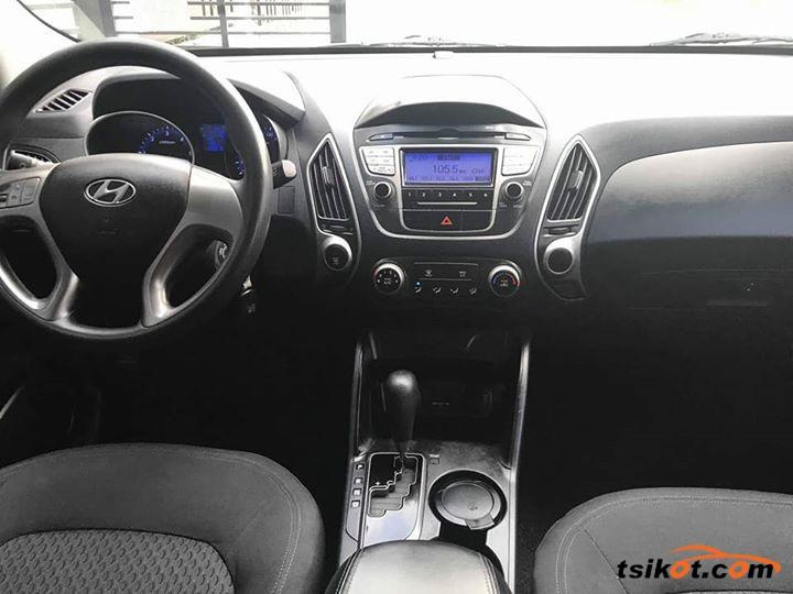 Hyundai Tucson 2010 - 6