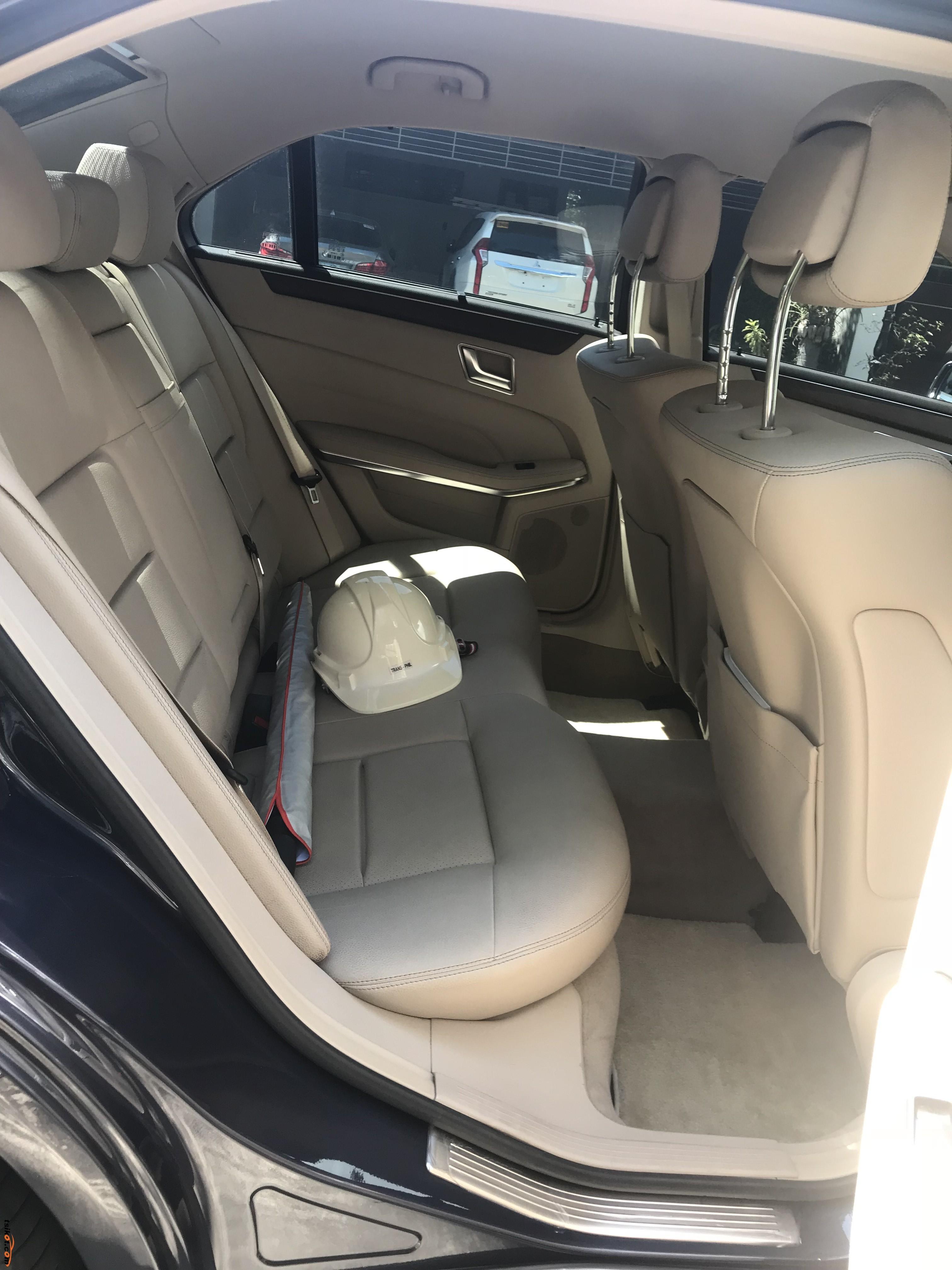 Mercedes-Benz E-Class 2014 - 5
