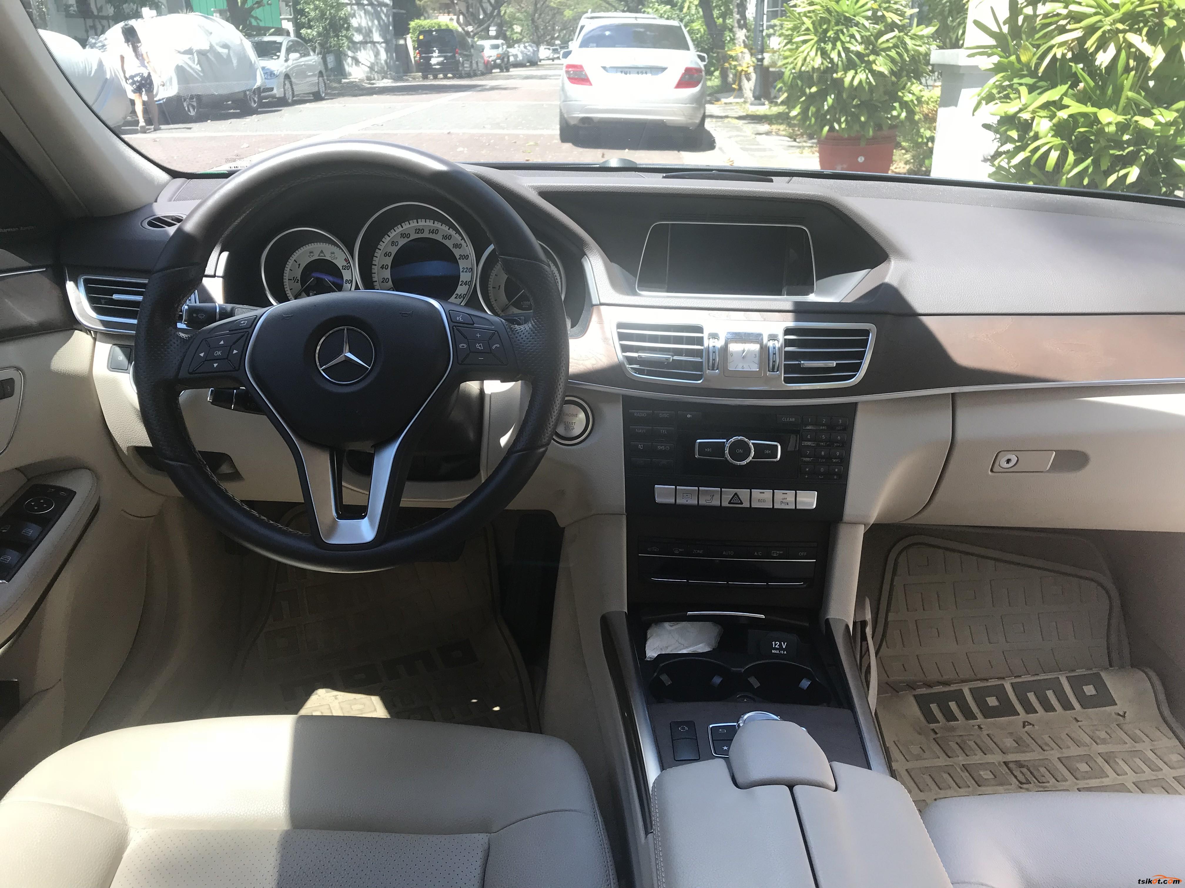 Mercedes-Benz E-Class 2014 - 6