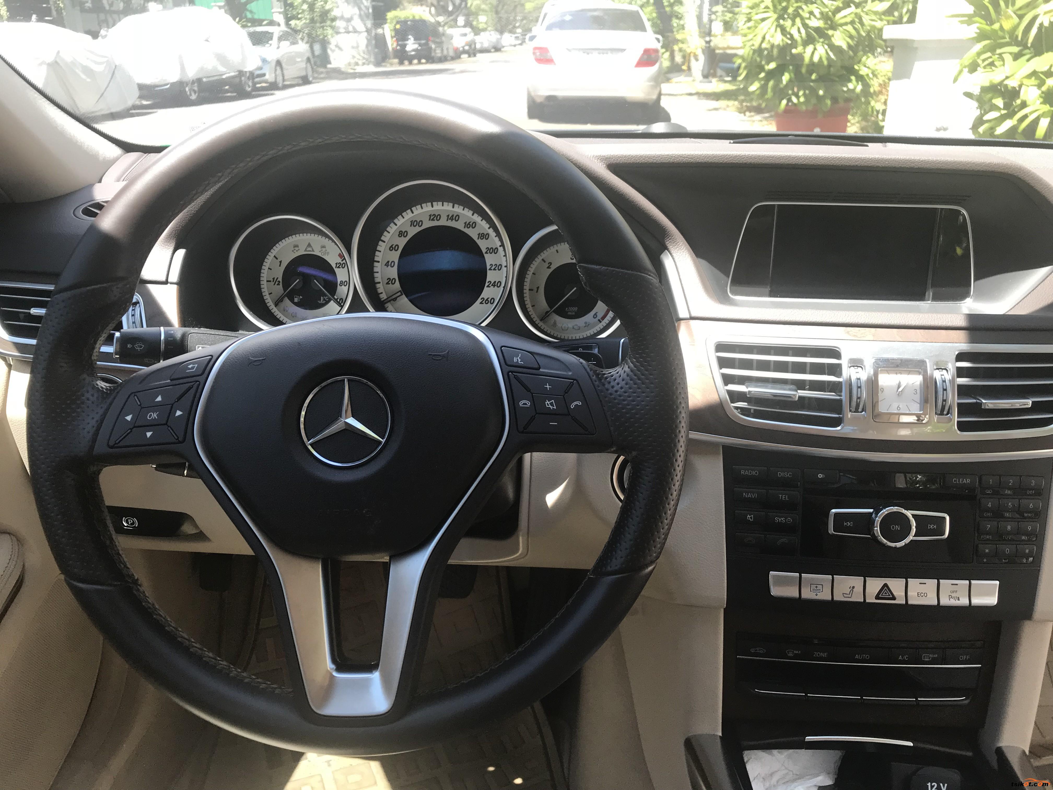 Mercedes-Benz E-Class 2014 - 7