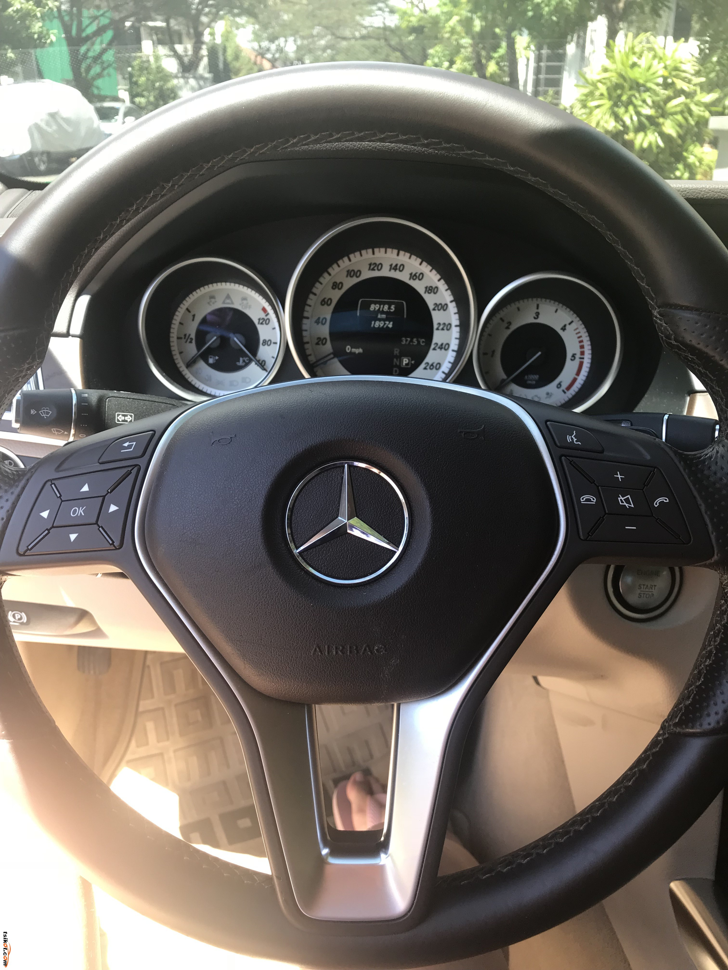Mercedes-Benz E-Class 2014 - 9