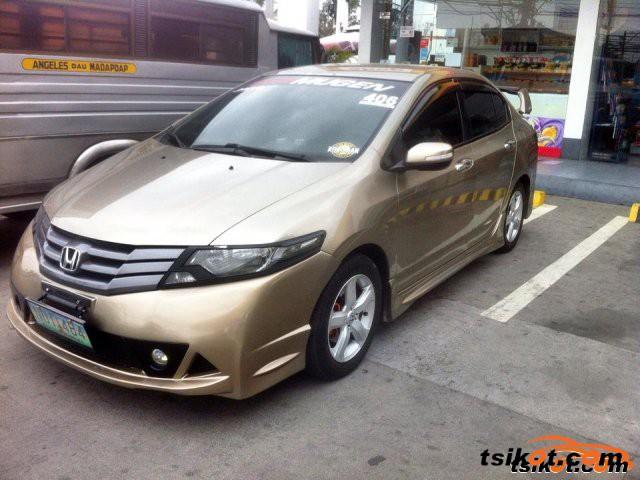 Honda City 2009 - 1