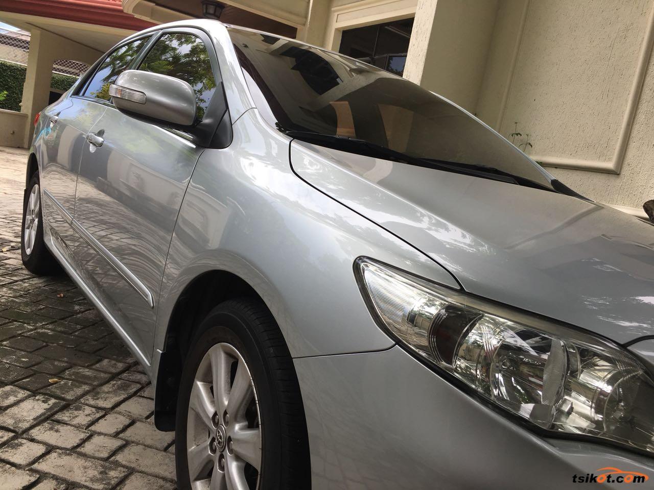 Toyota Corolla 2011 - 3