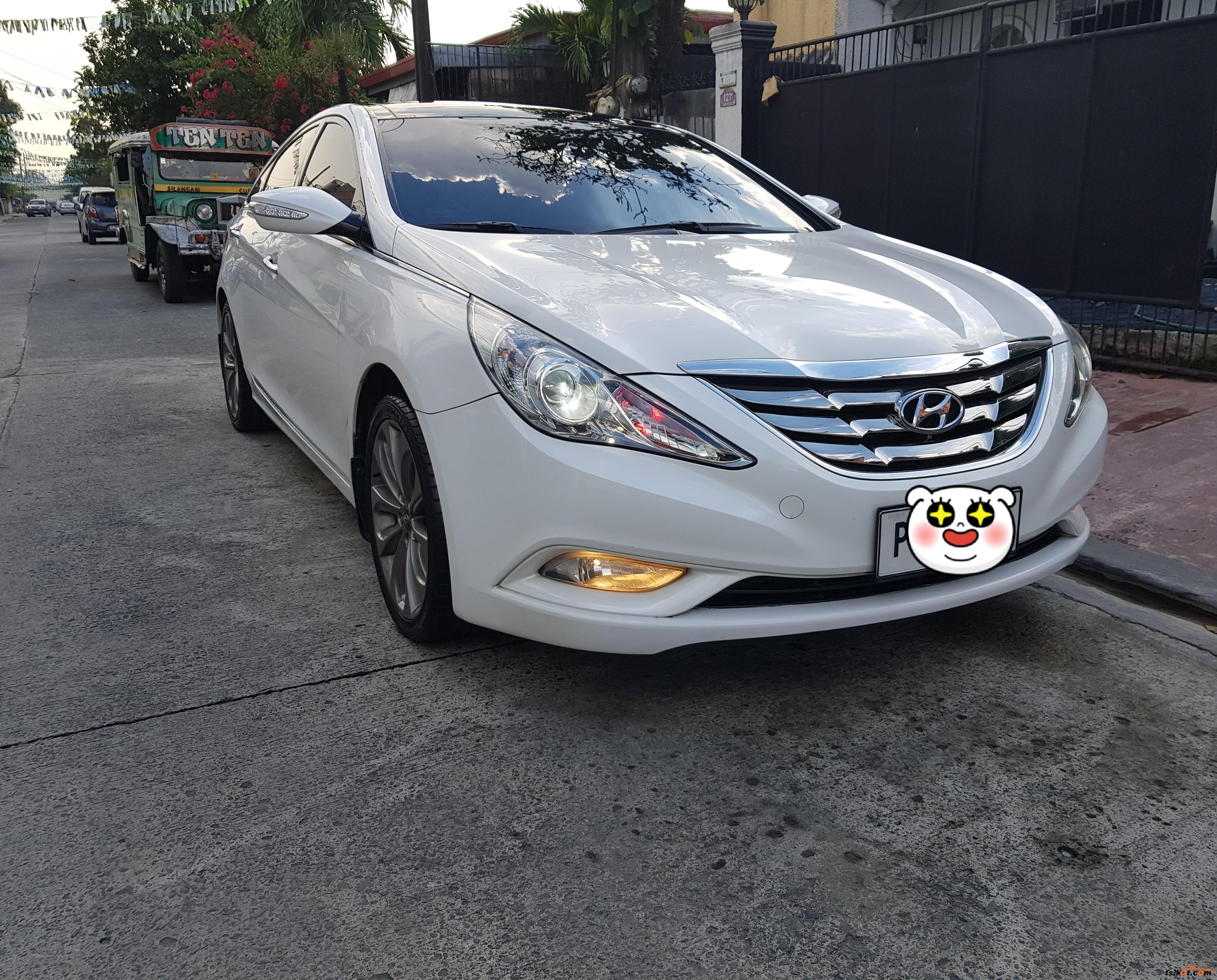 Hyundai Sonata 2010 - 2