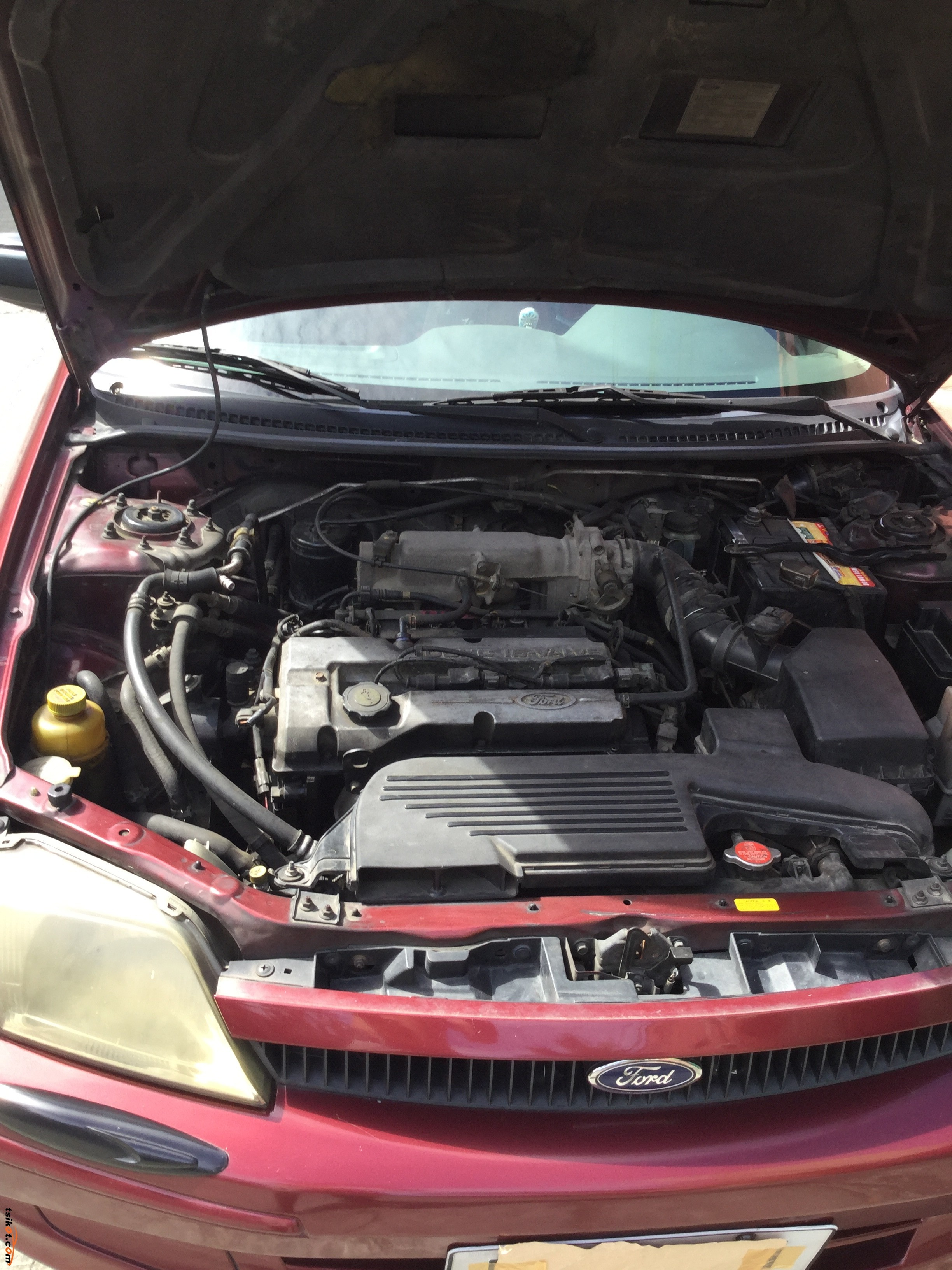 Ford Lynx 2000 - 4