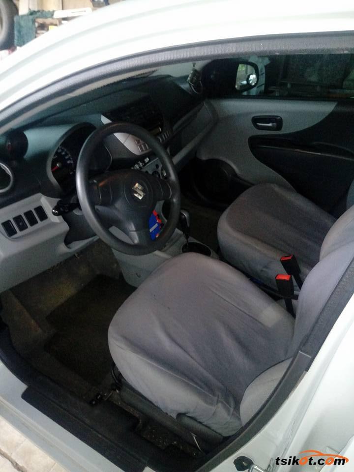 Suzuki Celerio 2011 - 8