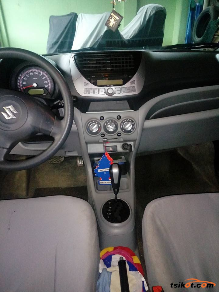 Suzuki Celerio 2011 - 9