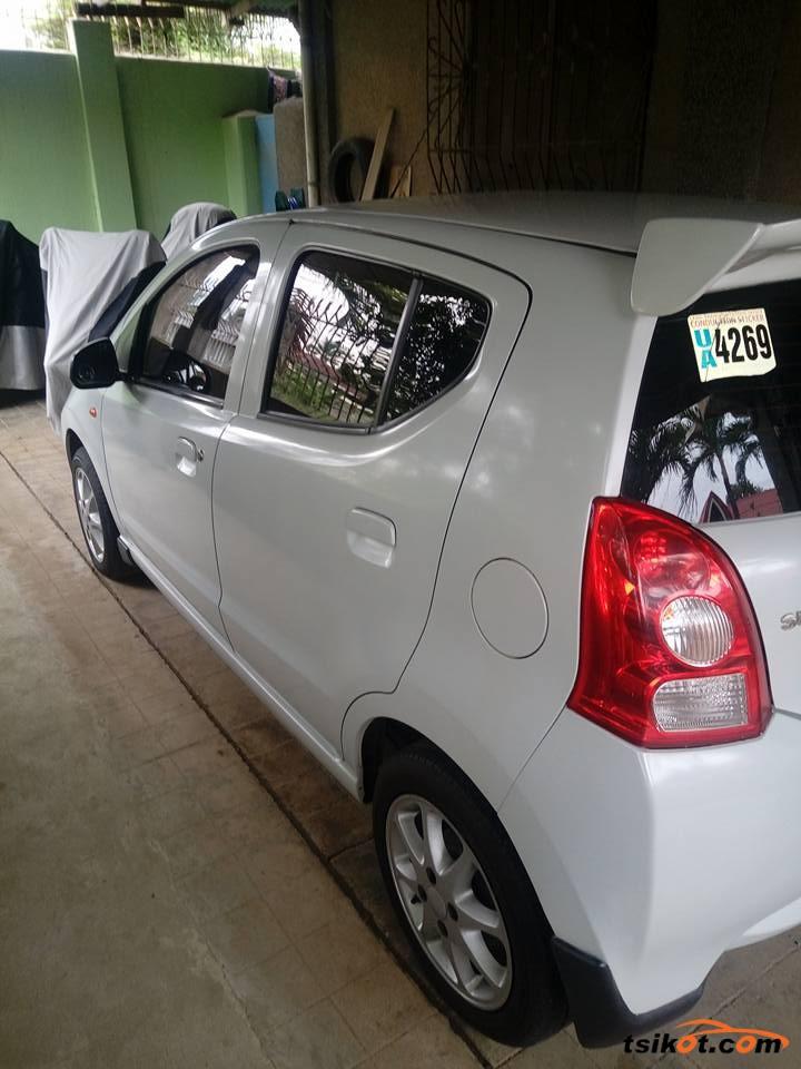 Suzuki Celerio 2011 - 5