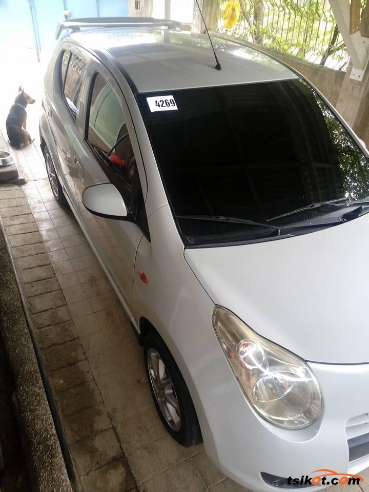 Suzuki Celerio 2011 - 7