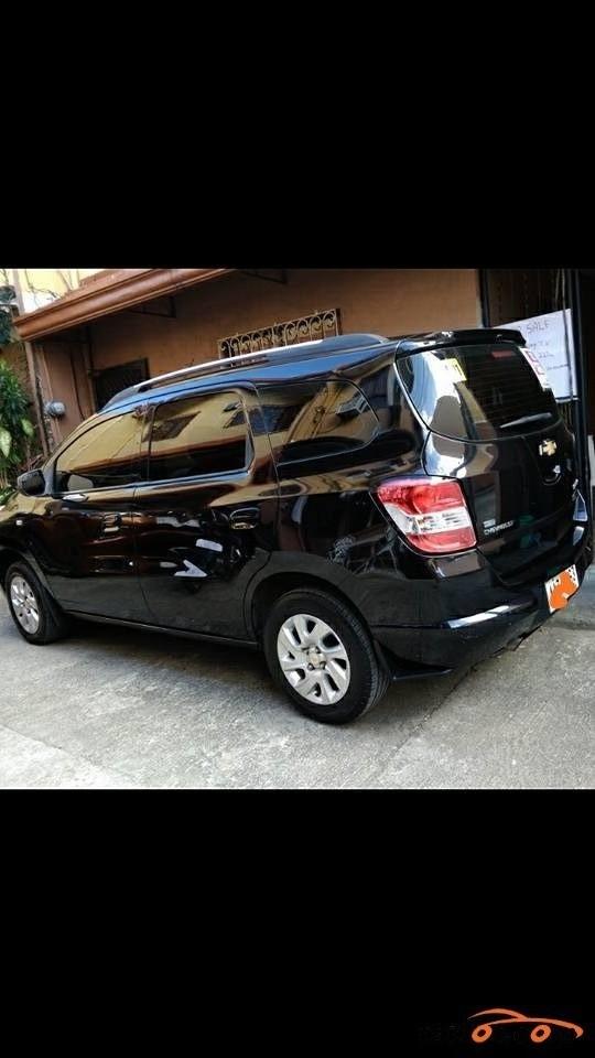 Chevrolet Spin 2015 Car For Sale Central Visayas